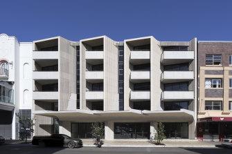 Pipi apartments were designed by Smart Design Studio.