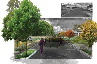Best Street Idea winner.My Street is a Park