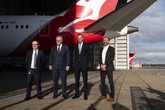 'Best news in two years': Qantas brings forward flights