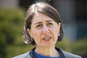 'Freedom day': Berejiklian unveils major easing of COVID restrictions