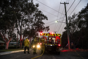 As it happened: Police investigate 'clearly suspicious' Sydney fires