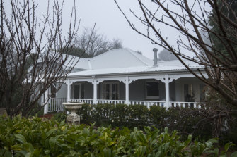 One of the Katoomba properties owned by The Escarpment Group.