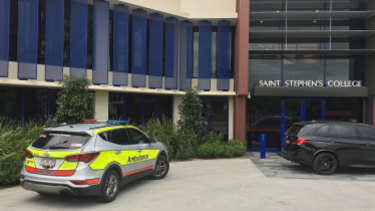 More students have been released from hospital after ingesting drugs at St Stephen's College on the Gold Coast.