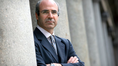 Bill Browder, head of Hermitage Capital Management and anti-corruption campaigner.
