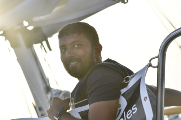 After days stranded 3000km off the WA coast, injured solo sailor finally rescued