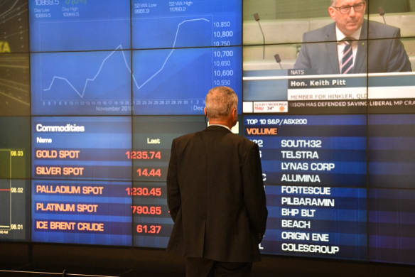 Why the Australian stock market slump could prove to be an opportunity