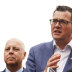 """Premier Daniel Andrews and Treasurer Tim Pallas were among Labor politicians seen as """"more friendly than others"""" to developers at the centre of the Casey land scandal."""