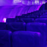 Fasten those seatbelts for a strange Flight