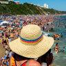British statistics suggest beaches aren't COVID superspreader hotspots