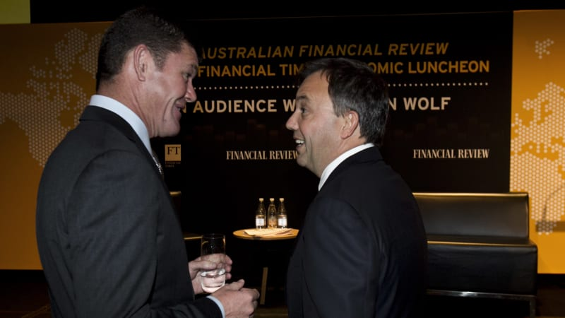 James Packer's bromance with investment banker is over - but who jilted who?