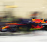 Verstappen leads last day of testing to give Red Bull hope