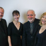 The Brodsky Quartet, with a new violinist, at the top of its game