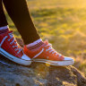 Podiatrists are treating more people with 'expensive sneaker disease'