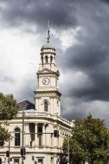 Paddington Town Hall in Oxford Street.