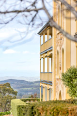 At Mount Lofty House, enjoy majestic rural views just a short drive from Adelaide.