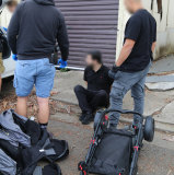 Police commenced an investigation into the alleged coordinated theft of baby formula and other food, clothing and toiletry items across Sydney.