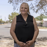 Ngemba elder Grace Gordon says the crews have brought a new sense of hope to the Brewarrina community.