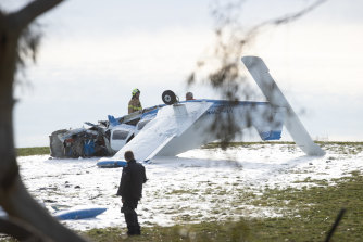 Mayor raises alarm after pilot injured in plane crash near training airport