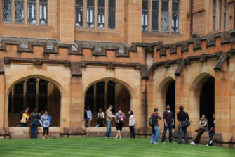 Sydney University is in discussion with the Ramsay Centre over funding for a course in western tradition