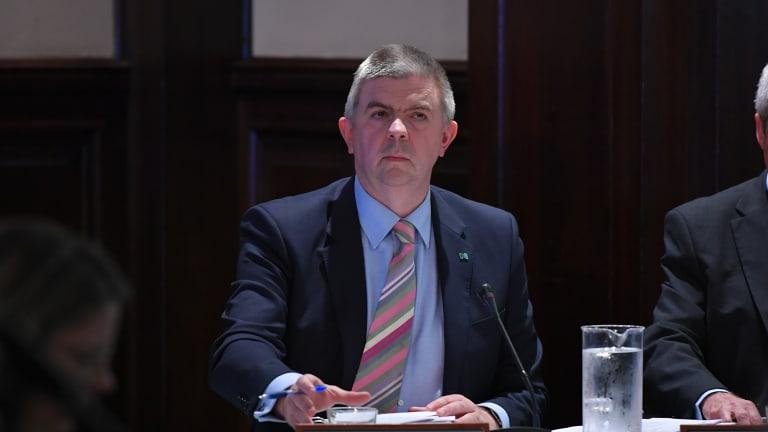 Melbourne City Council chief executive Ben Rimmer.