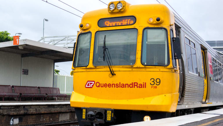 Queensland Rail says there are no plans to close the Shorncliffe line during the 2018 Commonwealth Games.