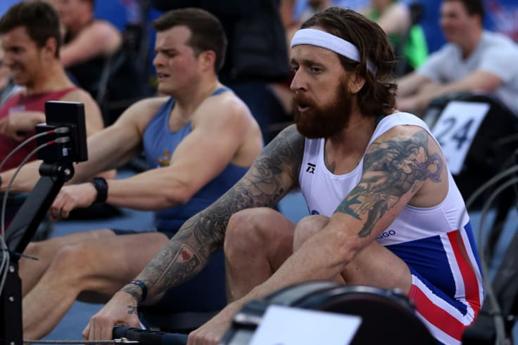New dawn: Wiggins has retired from cycling, instead focusing on a second coming in competitive rowing.