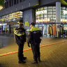 Suspect held over stabbing of Dutch teenagers