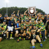 Why the Shute Shield is the grand old man of Australian rugby