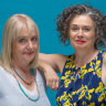 'It's the price I pay': the line Judith Lucy can't cross with Denise Scott