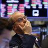 Wall Street rises as tech gains offset weak US data