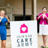 Queensland shuts the doors while calling for 'care army'