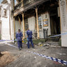 Man charged over fires at prominent Melbourne solicitor's office