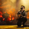 Foals deliver perfect Antidote to Monday night