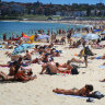 Sydney set to sizzle as temperatures creep back into the 30s
