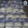 Airline employee behind bars over meth shipment