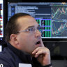 Wall Street falls as trade anxieties spike again