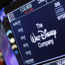 Disney shares rebounded on Wednesday.