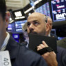 Wall Street up as oil fears fade, eyes on Fed