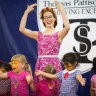 The Yellow Wiggle is fighting to save a rare Indigenous sign language