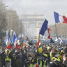 France bans protests at key tourist sites in Paris