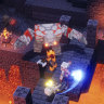 Minecraft spin-off a dungeon-crawling loot-fest for all ages