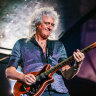 Queen guitarist Brian May reveals recent heart attack