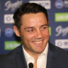 Cooper Cronk announces NRL retirement plan at season's end