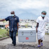 'COVAX hasn't failed but it is failing': global vaccine drive struggles to compete
