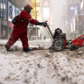 New York faces heaviest snow of the season as storm comes east