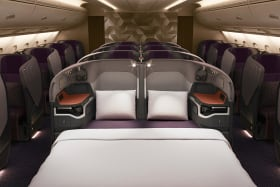 Flight test: Singapore Airlines' new A380 business class is perfection