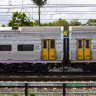 Man dies after being knocked onto railway tracks at Hurlstone Park