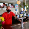 'Restrictions are changing by the minute': Pubs anticipate a subdued Sydney cricket crowd