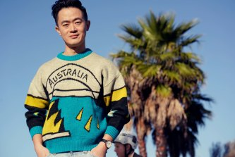 Benjamin Law is among a group of high-profile Chinese-Australians calling for national unity.