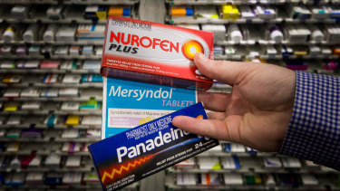 Pills containing codeine are no longer available over-the-counter.